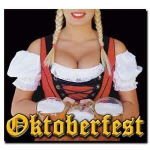 Oktoberfest Boobs